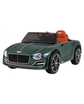 Elektrické autíčko Bentley EXP12 lakované zelené